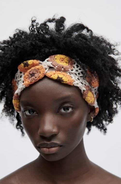 Zara - Bandeau en crochet