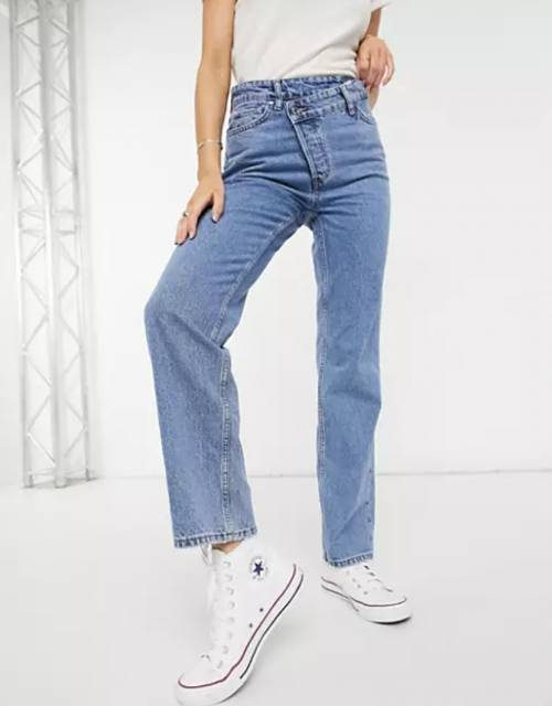 New Look - Jean asymétrique