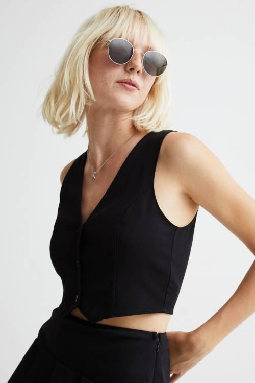 H&M - Blazer sans manches