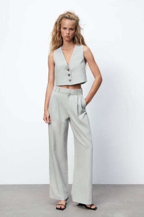 Zara - Veste sans manches