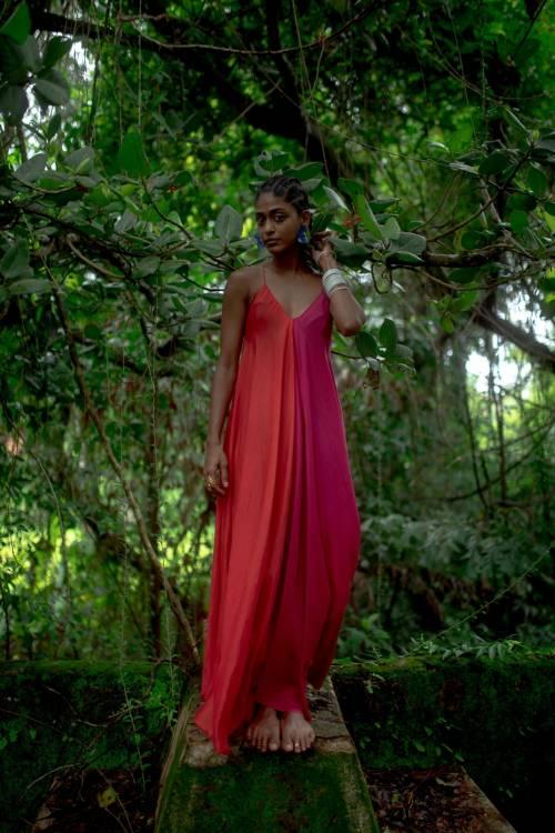 Bhoomi Paris - Robe maxi
