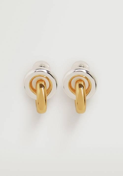 Mango - Boucles d'oreilles pendantes