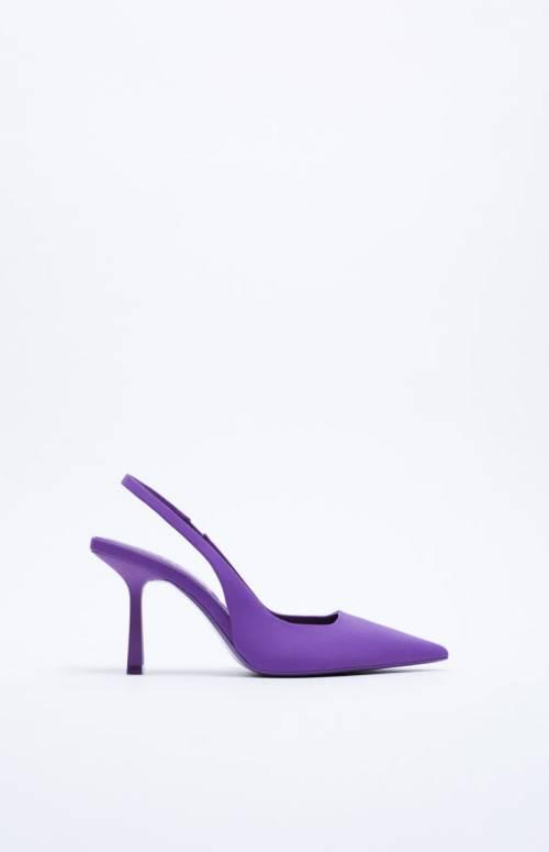 Zara - Escarpins à brides à l'arrière