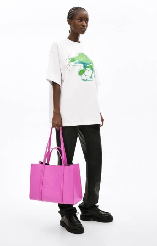 Bimba Y Lola - Grand sac shopping fabriqué de manière responsable