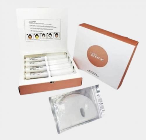 NIGHTN°GO - Masque Carbothérapie Oxygène CO2
