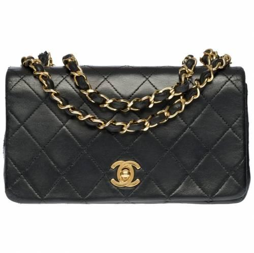 Chanel - Sac d'occasion Timeless en cuir matelassé en très bon état