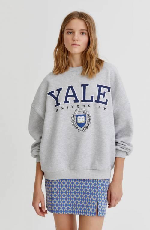 Pull&Bear - Sweat YALE University