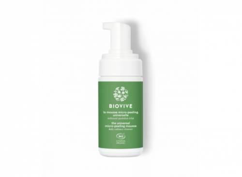 Biovive - La mousse micro-peeling universelle