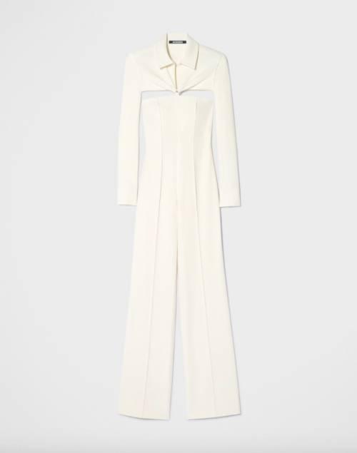 Jacquemus - Combinaison pantalon en lin et viscose
