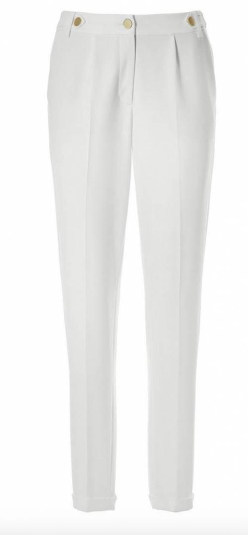 Madeleine - Pantalon de costume en matière stretch