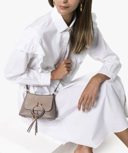 See by Chloé - Mini sac à bandoulière en cuir