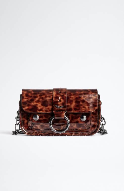 Zadig & Voltaire - Sac à bandoulière en cuir