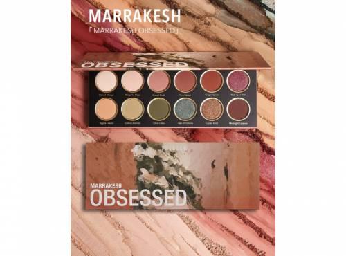 SHEGLAM - Palette MARRAKESH OBSESSED