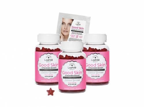 Lashilé - Good Skin Vitamins - 3 mois