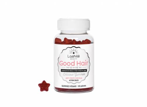 Lashilé - Good Hair Woman Anti-Chute - 1 mois