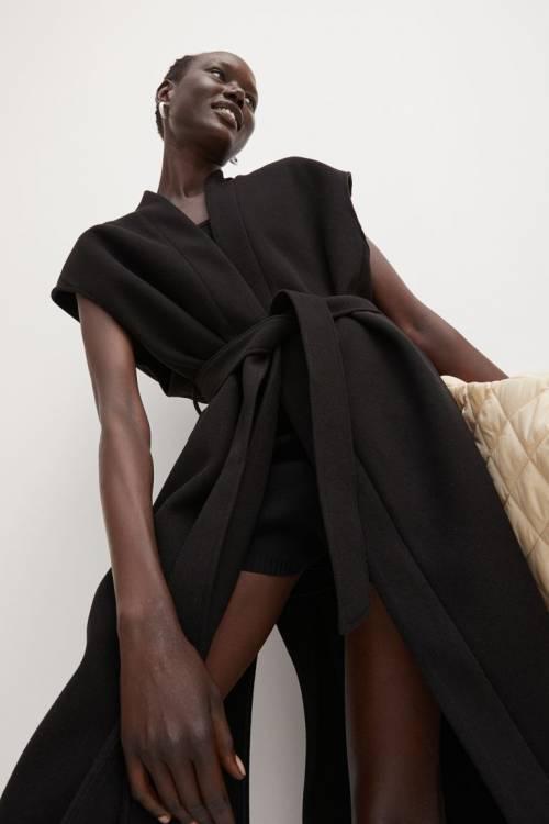 H&M - Manteau sans manche