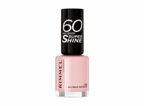 Rimmel London - 60 Seconds Super Shine Colour Block