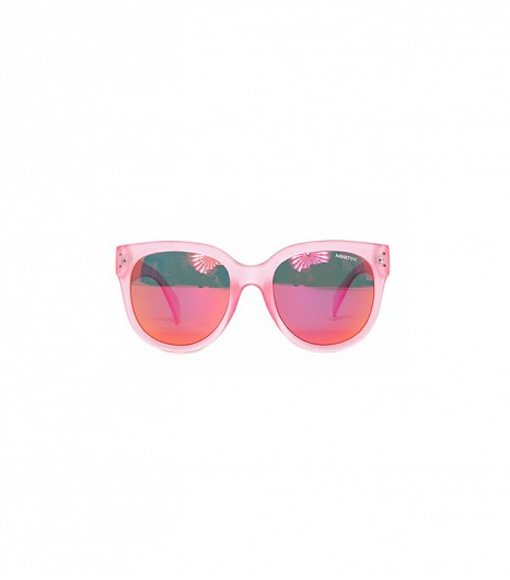 Mink Pink Mirrored Sunglasses