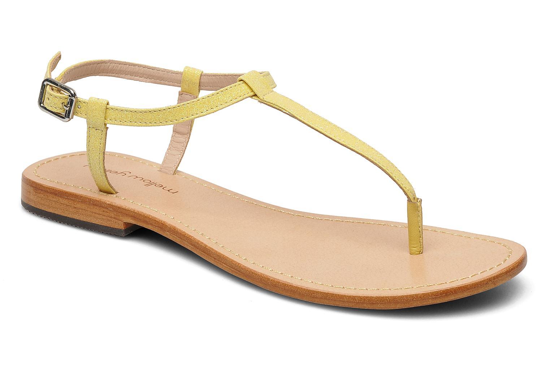 Mellow Yellow - Sandales