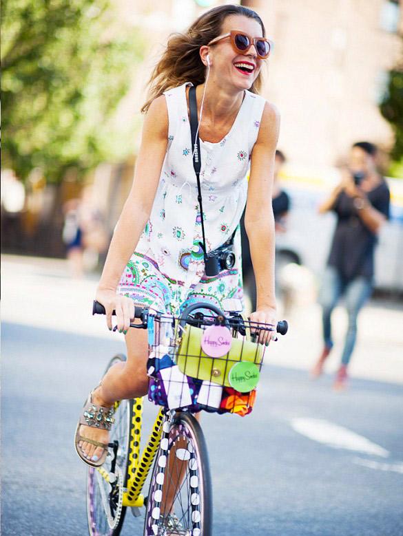 13 pièces nécessaires pour une ballade à vélo avec style