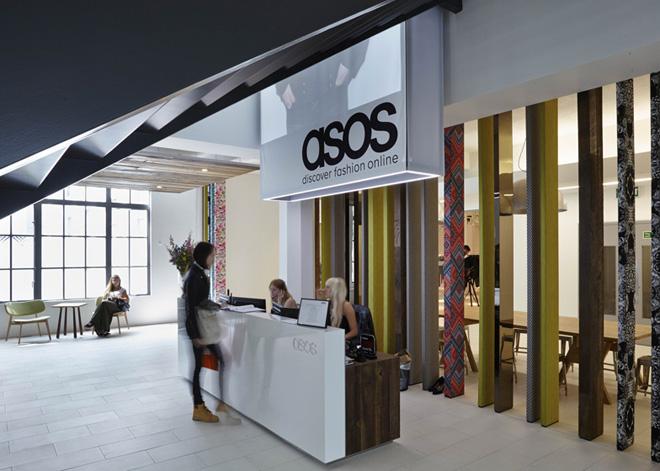 Bienvenue chez Asos
