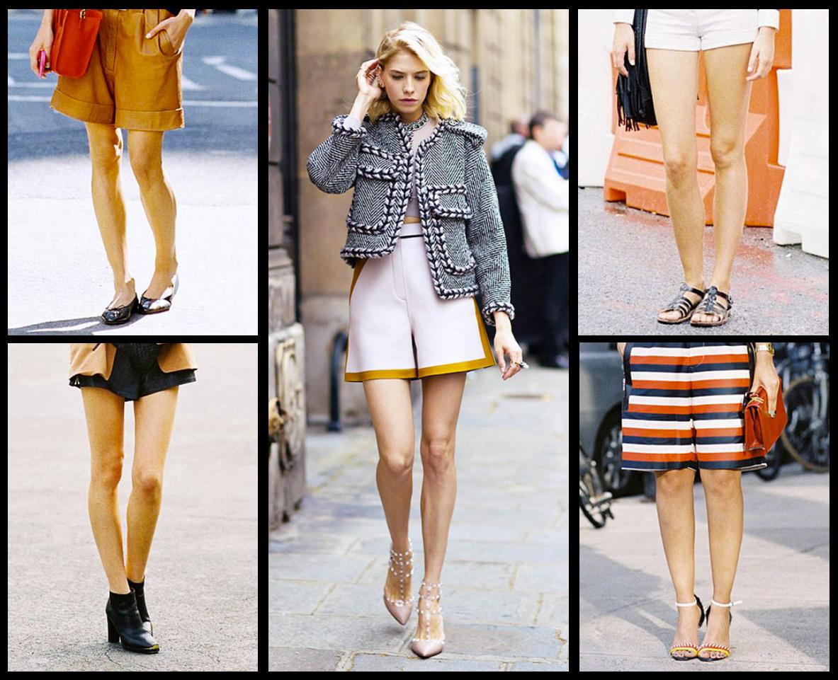 Votre guide complet des chaussures à porter avec un short