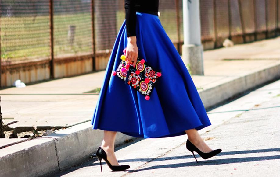 8 façons séduisantes de porter la jupe cet automne
