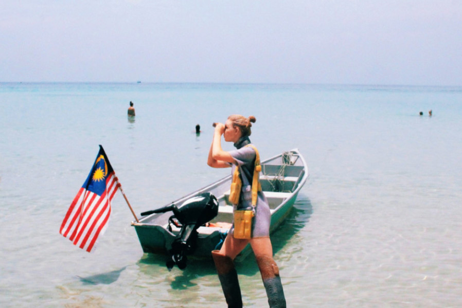 Pulau Perhentian, Malaisie