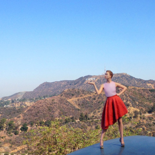 Griffith Observatory, Los Angeles, Californie