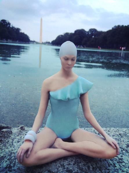 Reflecting Pool, Washington, DC