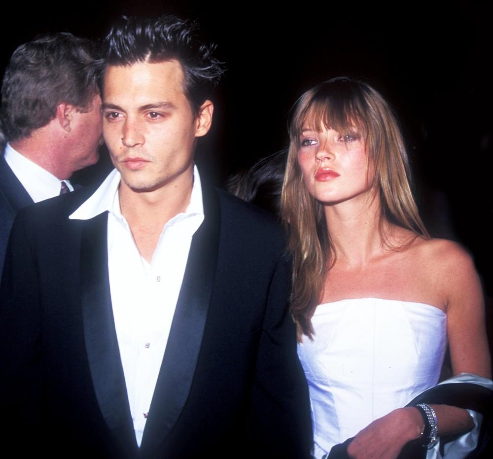 Moss Johnny Depp