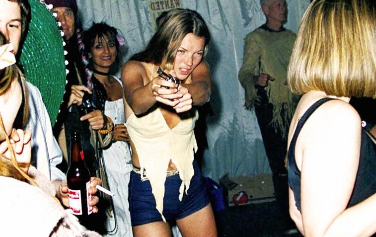 Kate Moss : 19 photos que vous n'aviez jamais vues