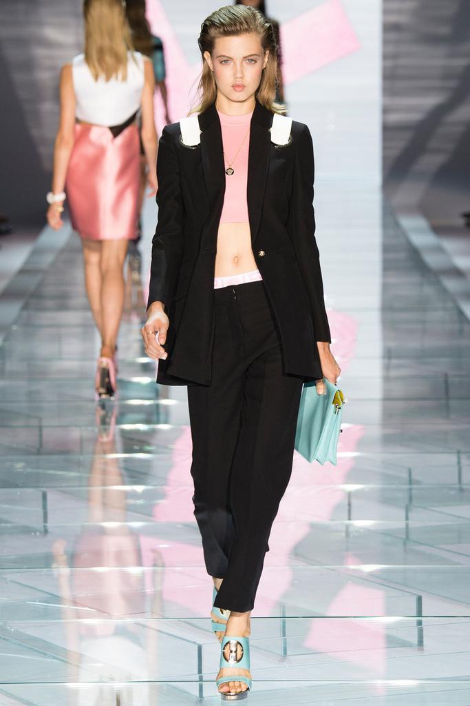 Versace S/S 2015
