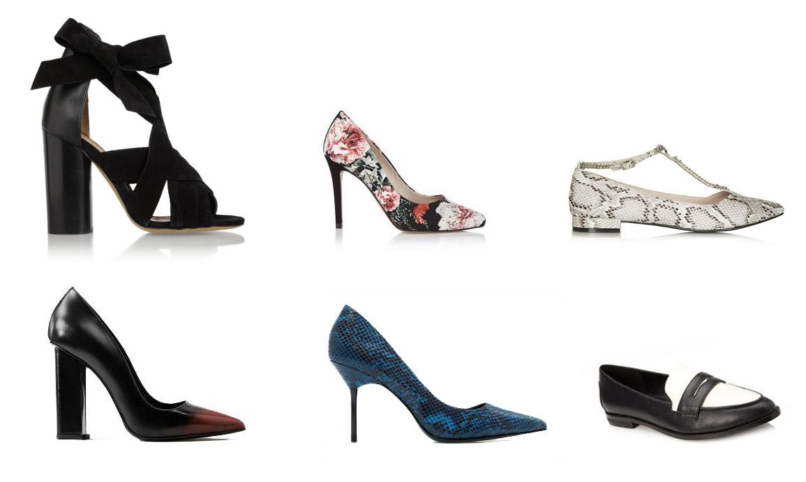 #Shoesday : 7 marques avec une collection de chaussures surprenantes