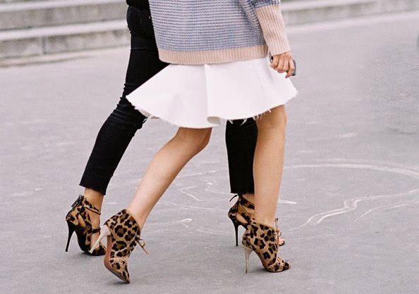 #ShoesDay : Le léopard sous toutes ses formes