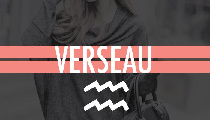 La sélection Verseau