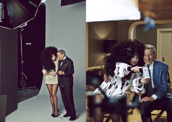 Making of campagne H&M
