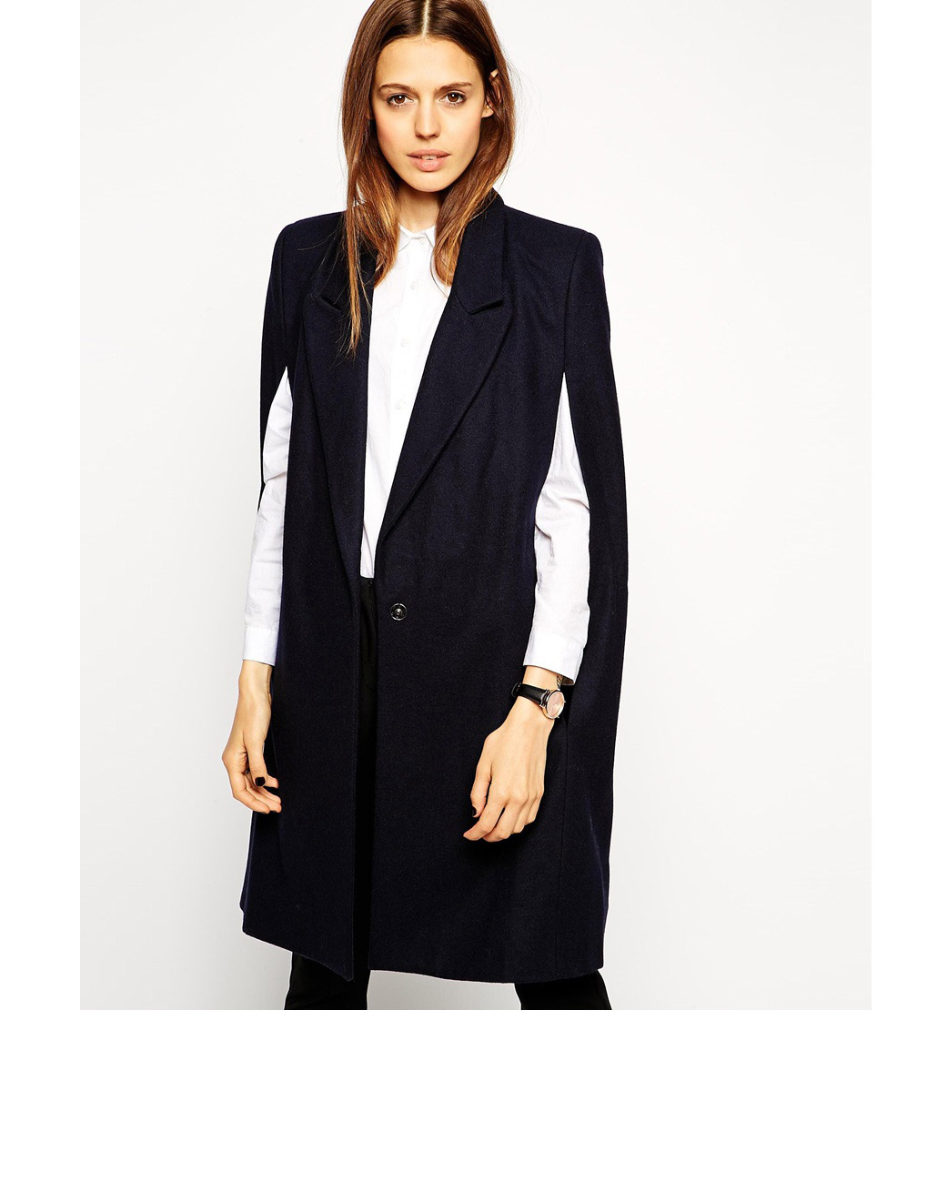 Manteau cape
