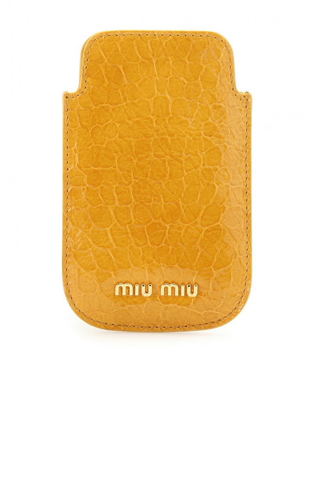 Miu Miu - Étui Iphone 4