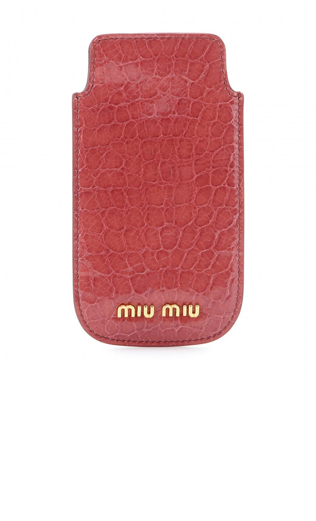 Miu Miu - Étui Iphone 5