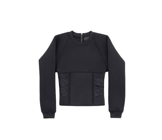 Top Alexander Wang x H&M, 49,99 euros