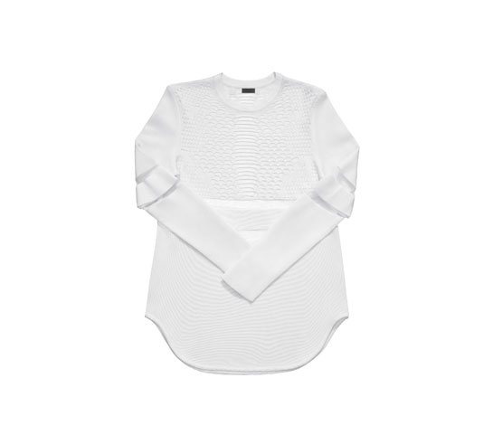 Robe Alexander Wang x H&M, 129 euros