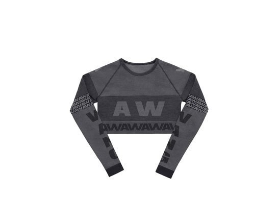 Top court Alexander Wang x H&M 39,99 euros