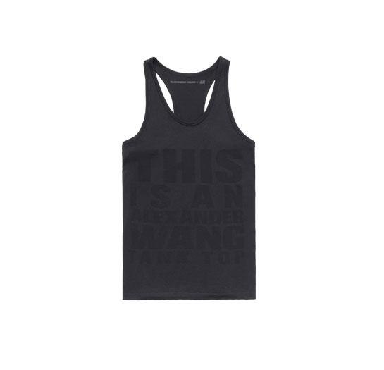 Quick dry top Alexander Wang x H&M, 29,99 euros