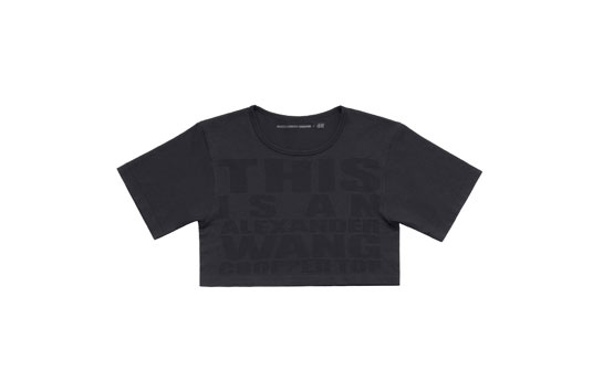 Top Alexander Wang x H&M, 34,99 euros