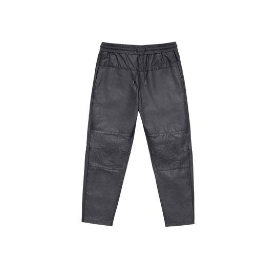 Pantalon en cuir Alexander Wang x H&M, 249 euros