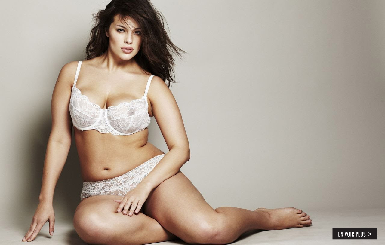 Top 10 mannequins grande taille