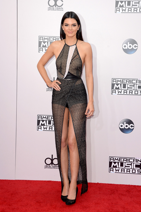 American music Awards 2014 kendall jenner