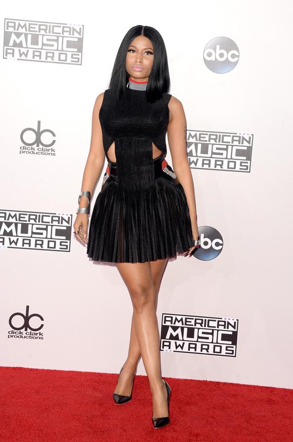 nicki minaj American music Awards 2014