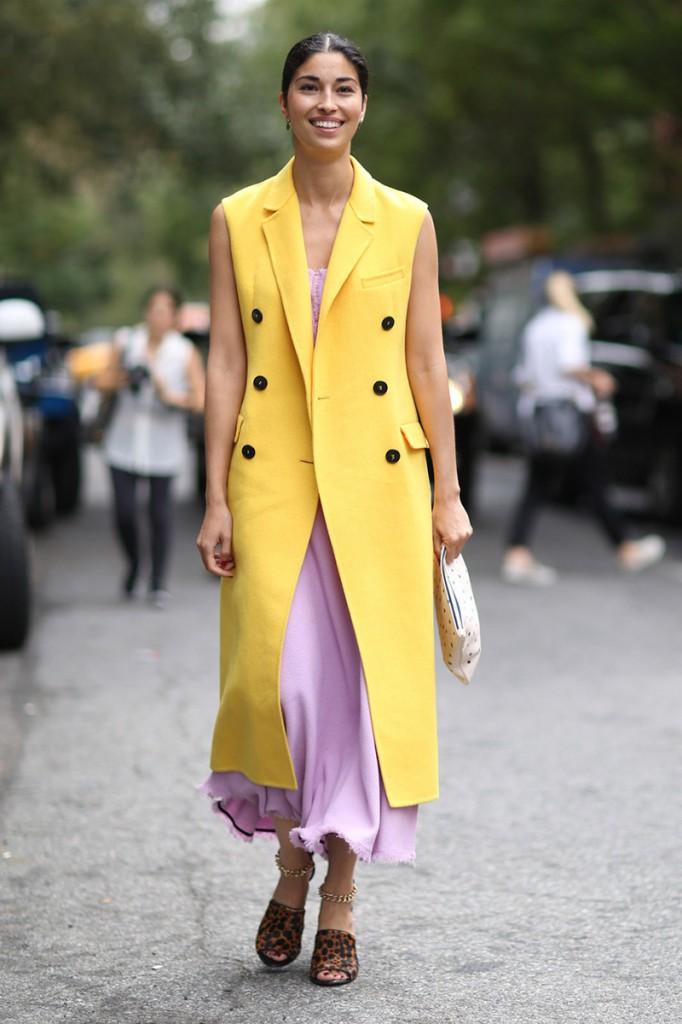 Paris - Street style Dior
